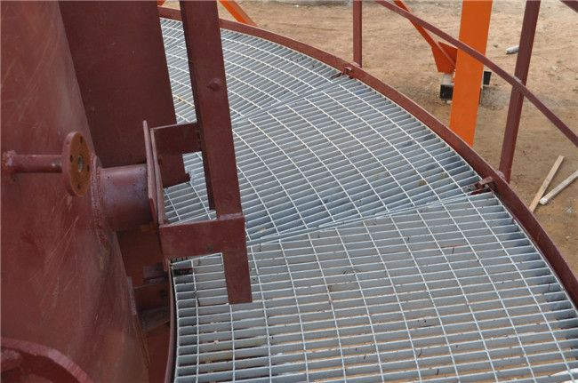 平台钢格板在工业领域应用不容忽视
